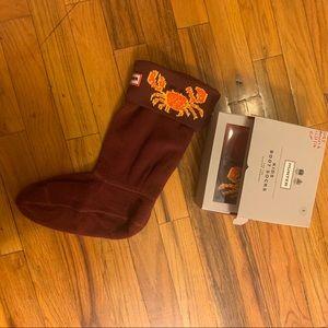 Hunter Kid Boots Socks